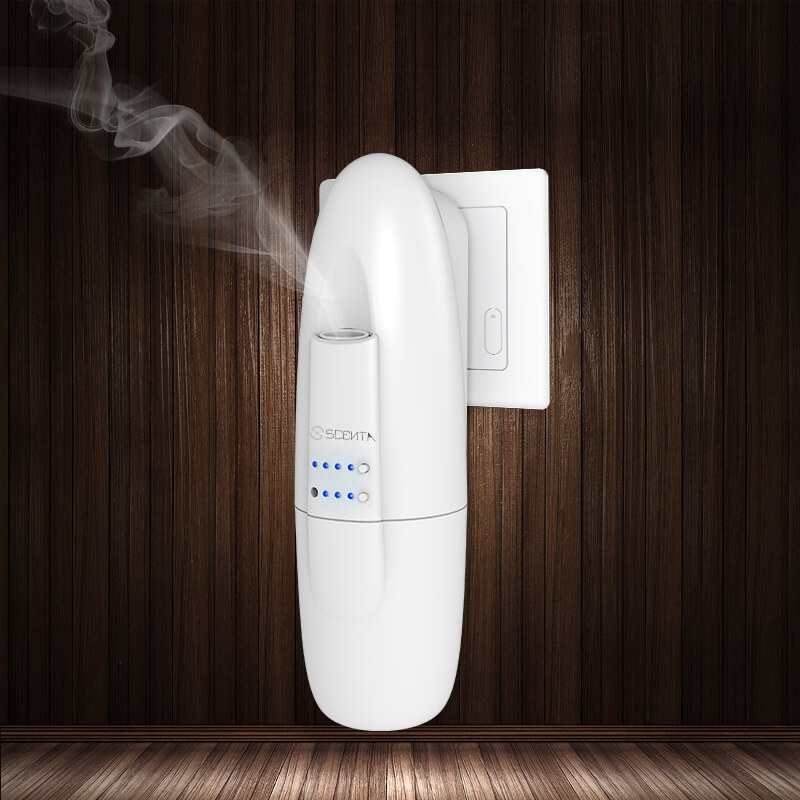 Hotel Room Aroma Oil Diffuser Scent Machine For Wholesales