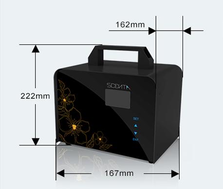 Scent Hvac System Aroma Diffuser Machine 5 China Scent
