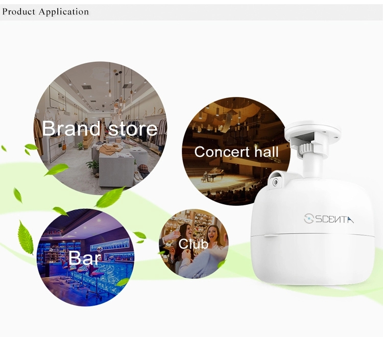Electric Air Scent Delivery System Scent Air Machine China factory (3)