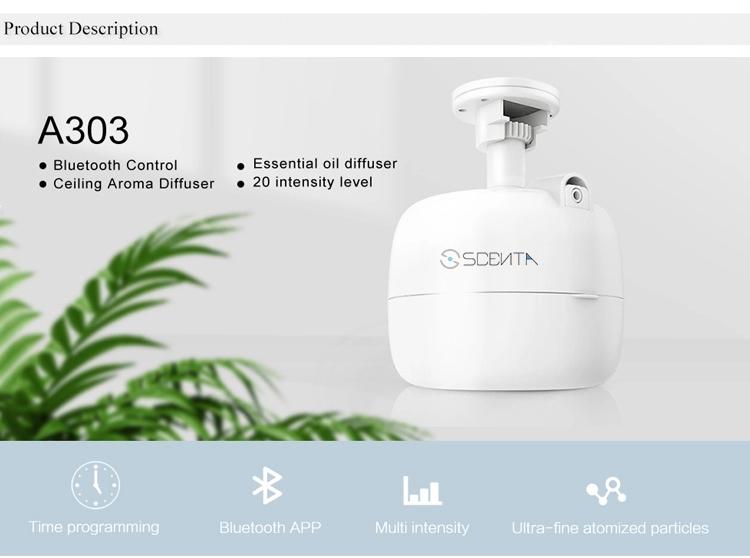 Professional Aroma Scent Diffuser Machine