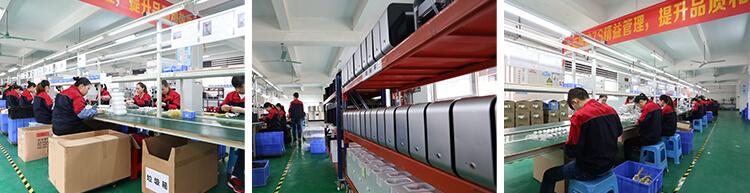 Factory tour of Scenta Auto Soap Dispenser Factory