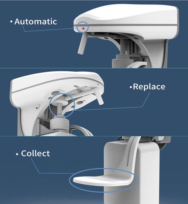 soap dispenser A201 FOR HOSPITAL
