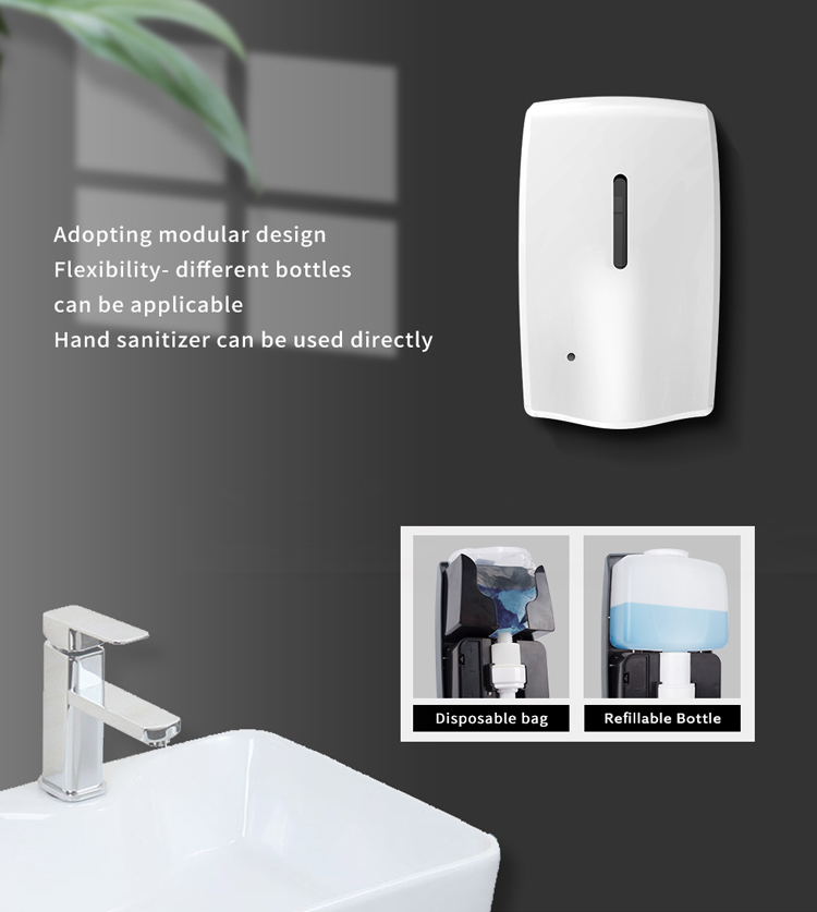 HOSPITAL Scenta A201 Auto Soap Dispenser